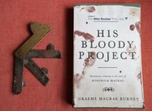 Bute Noir Book 2018 Meets Museum Artefact No. 8